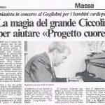 Il Tirreno, 4 Giugno 1997