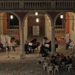 Duo di pianoforti a Palazzo Ducale, Massa