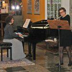 Hotel Excelsior - Emma Longo (flauto) e Michela Spizzichino (pianoforte) ad Excelsa Musica 2015
