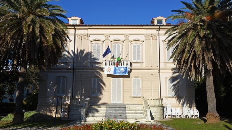 Villa Cuturi a Marina di Massa