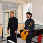 Lapo Vannucci (chitarra) e Luca Torrigiani (pianoforte) ad Excelsa Musica 2016