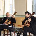 Riccardo Bini e Maurizio Pacini (chitarre) ad Excelsa Musica 2016