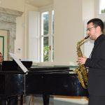 Davide Nari (Sax) e Federico Gerini (pianoforte) ad Excelsa Musica 2016